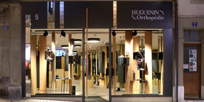 Shop Huguenin Orthopédie in Lausanne