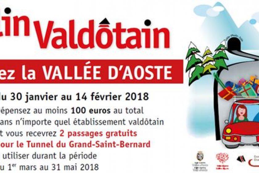 Câlin Valdôtain 2018