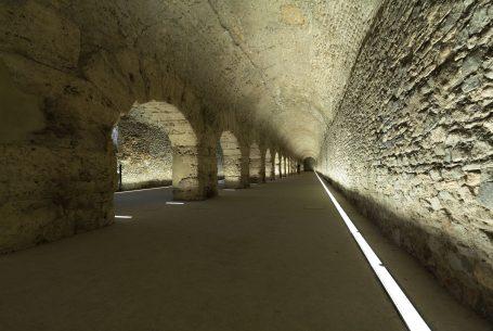 Criptoportico forense di Augusta Praetoria