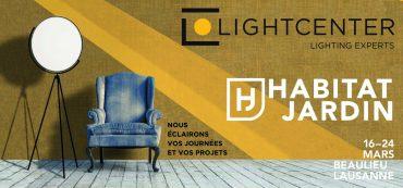 Light Center è pronto per Habitat-Jardin!