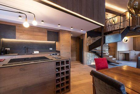 Appartement à Courmayeur