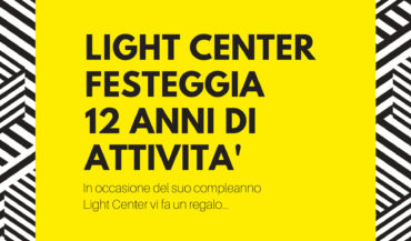 HAPPY BIRTHDAY LIGHT CENTER
