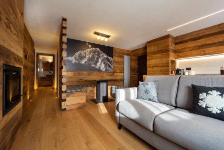 Mountain apartment