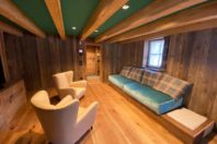 Chalet in chiave colorata